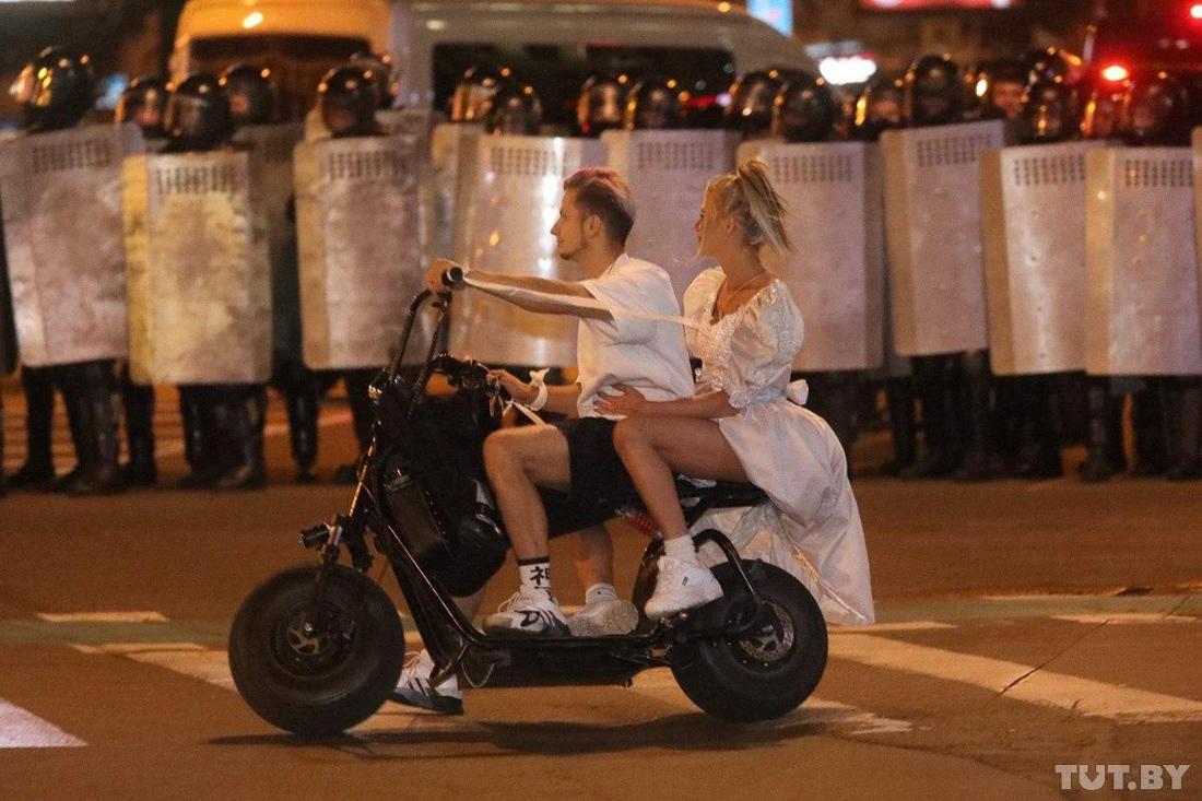 Лукашенко украл выборы – рассерженные белорусы вышли на улицы