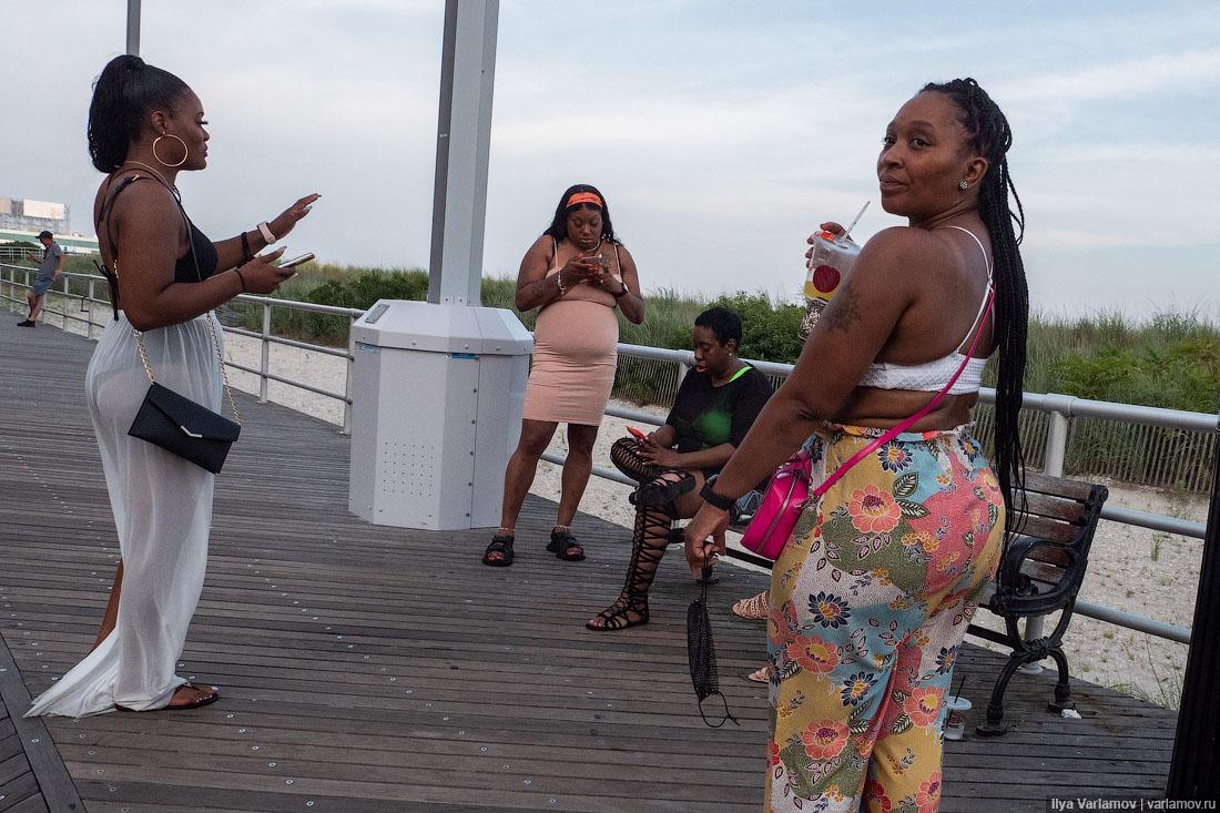 Атлантик-Сити: полузаброшенный курорт для американского пролетариата