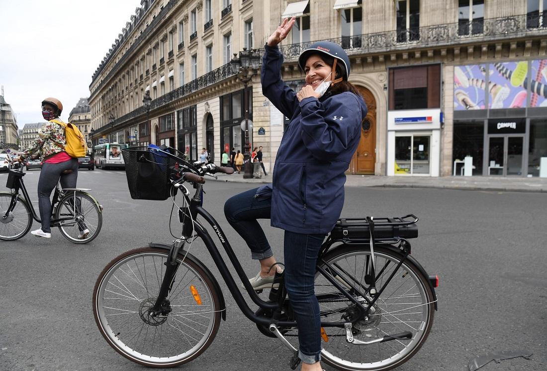 Ну что, хотите, чтобы было как в Париже?