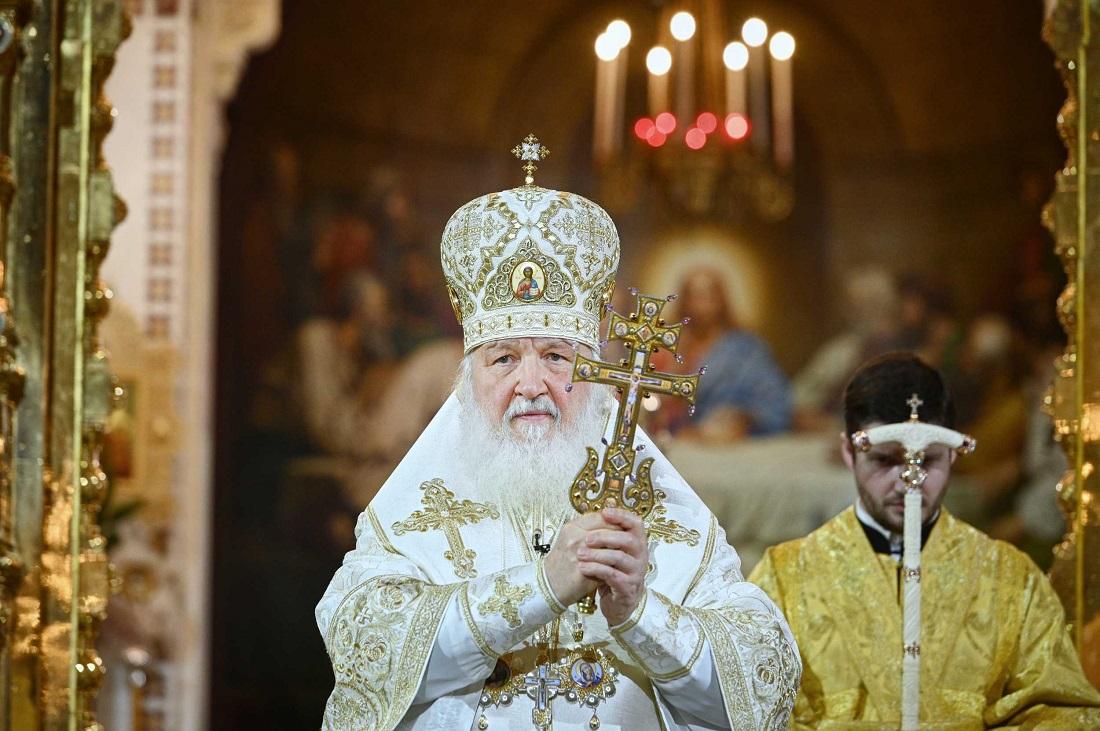 Патриарх Кирилл советует россиянам быть скромнее