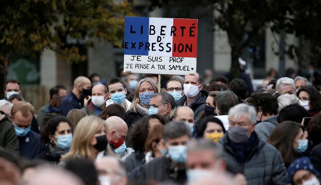 Чё происходит во Франции?