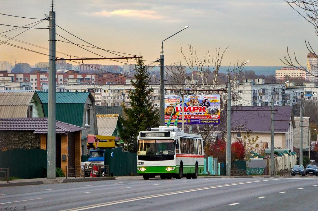 И Пенза туда же. Еще один город скоро лишится троллейбусов