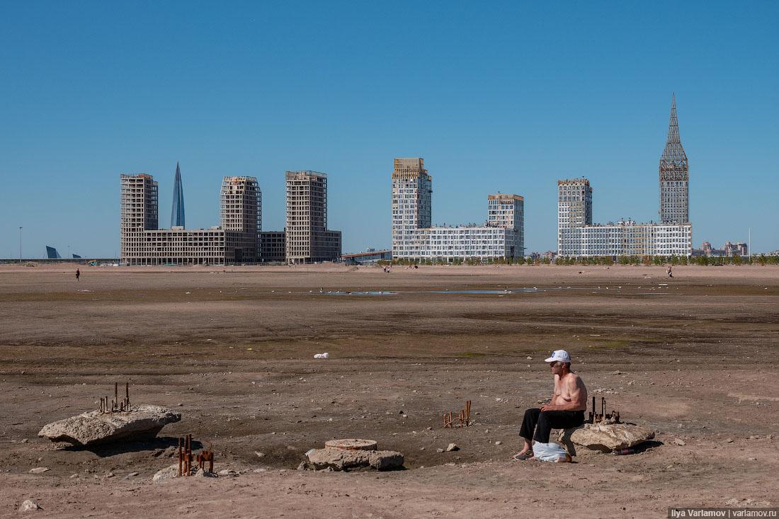 Новые общественные пространства Петербурга: почему так плохо?