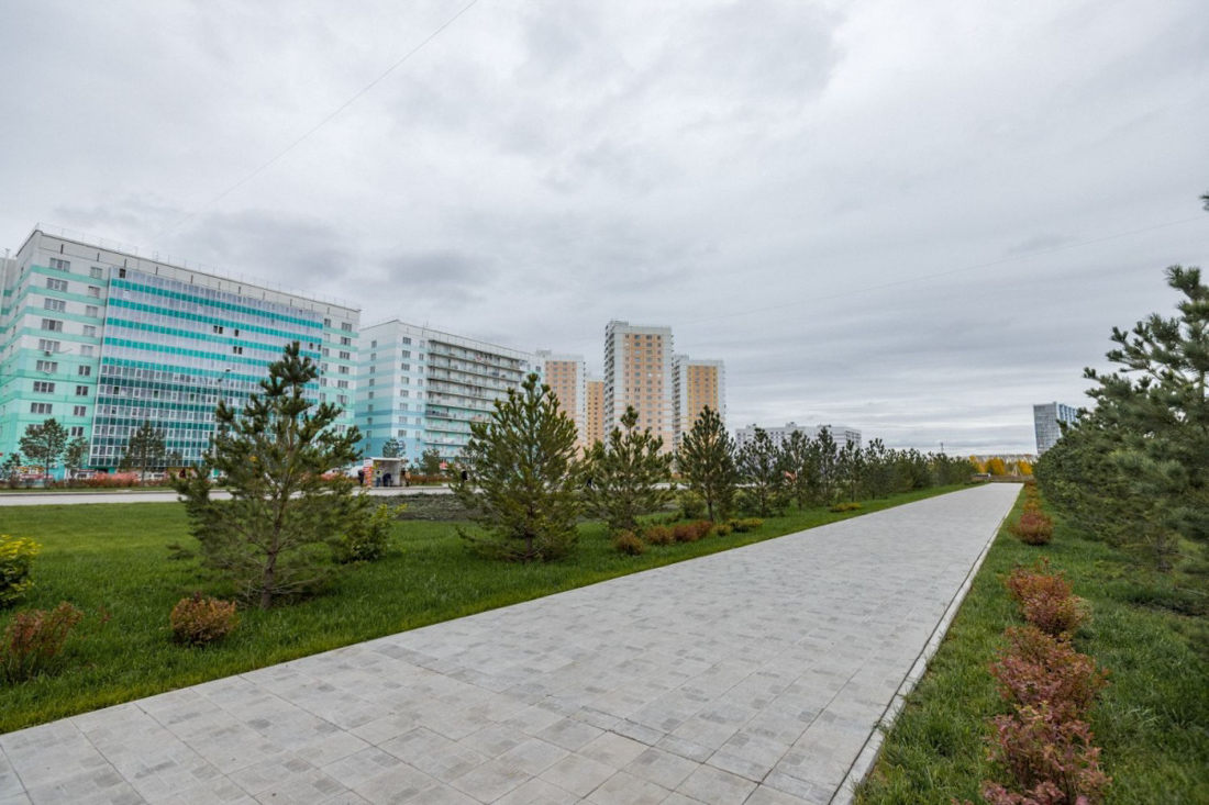 «Здесь будет город-сад!» Как продаёт себя худший район России