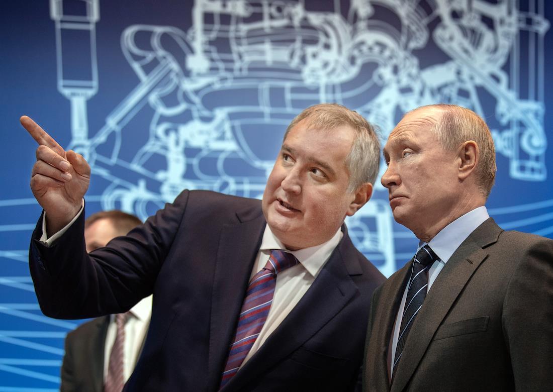 Как Дмитрий Рогозин строит Россию социального равенства