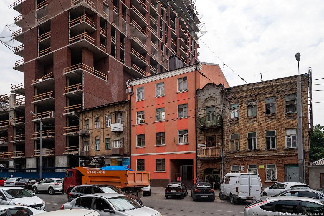 Власти Ростова нашли способ уничтожить город