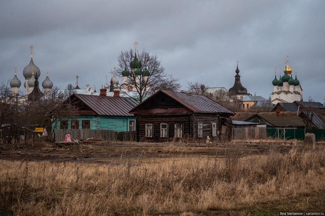 Раздосадованный мэр Ростова написал мне письмо. Мой ответ