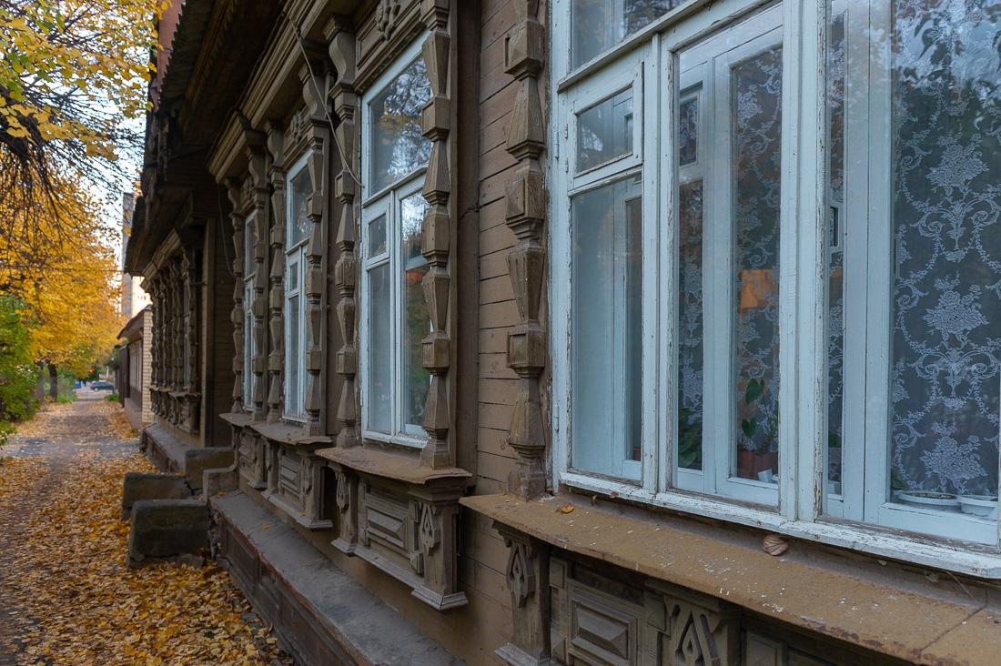 Красивый русский город превращается в унылое говно
