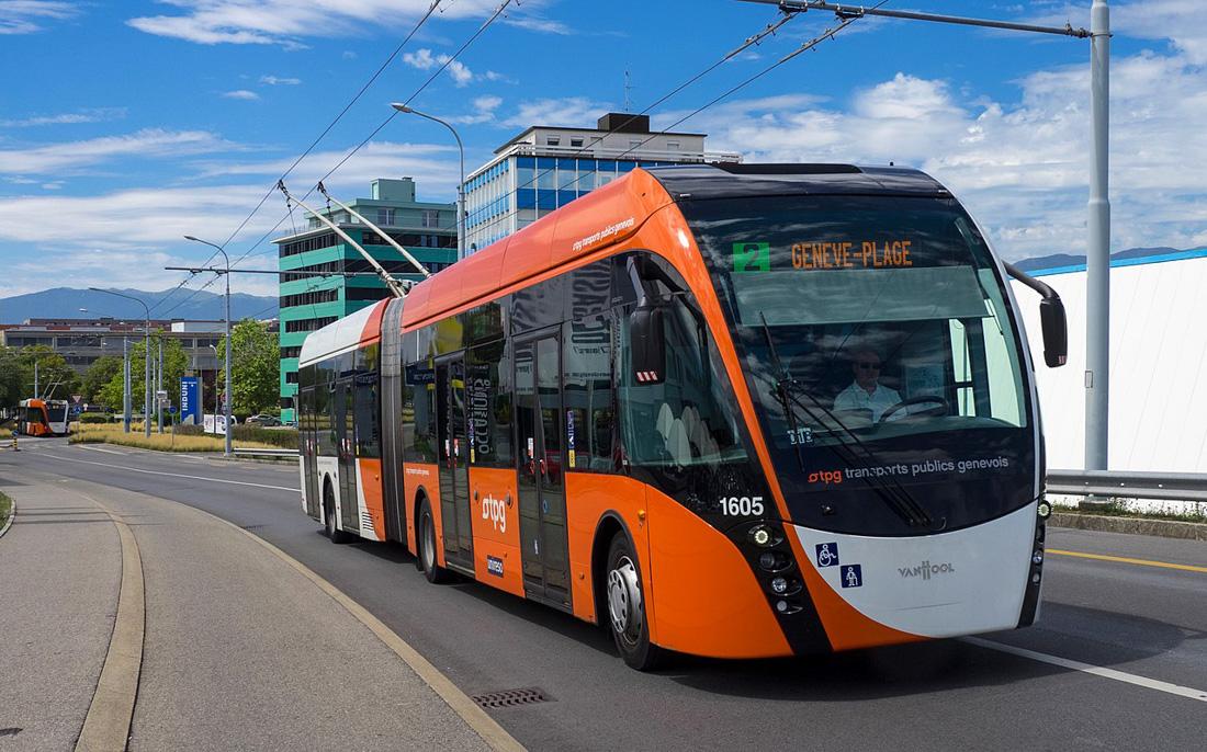 Как в России убивают троллейбусы