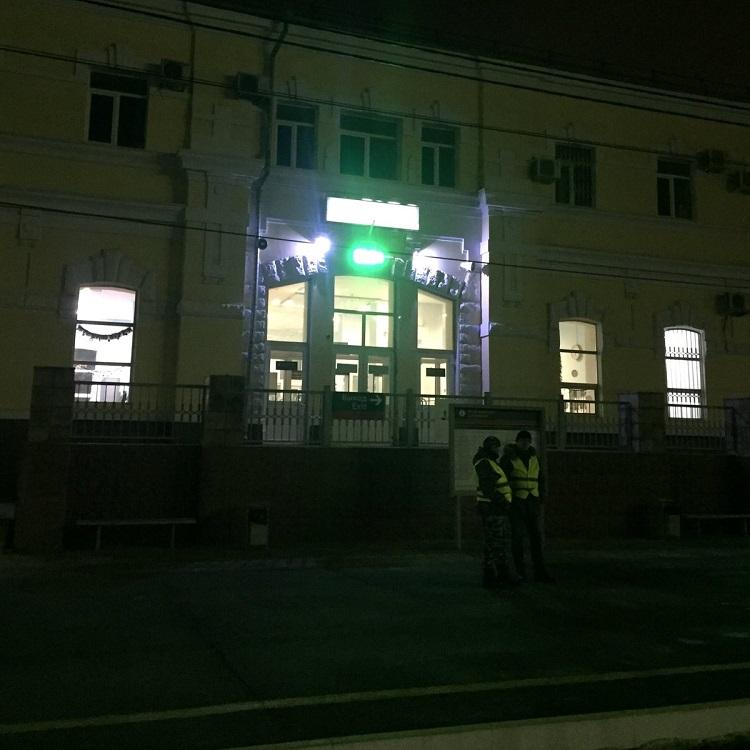 Активный москвич создал угрозу безопасности в Волгограде
