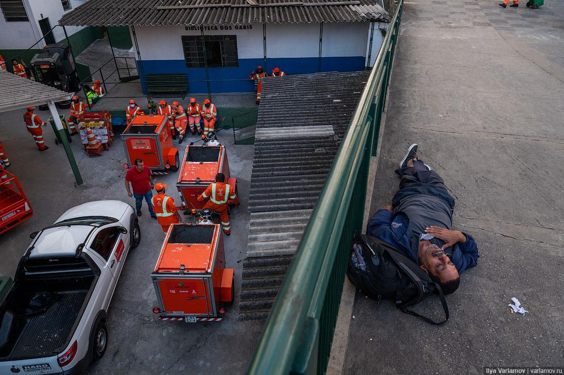 Сан-Паулу: невзрачный гигант с позитивным характером
