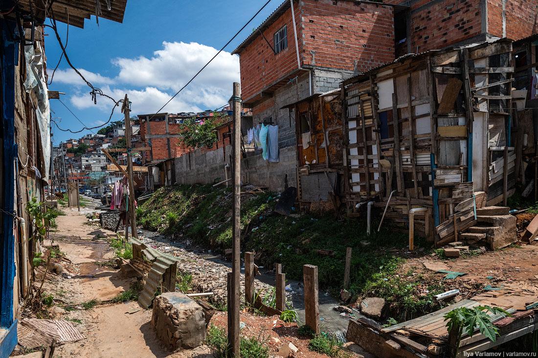 Фавелы Сан-Паулу: чем они отличаются от Рио и можно ли там гулять