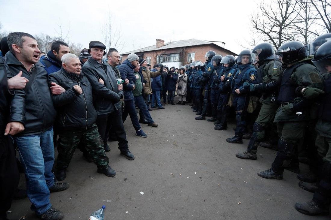 Сельское быдло против украинцев