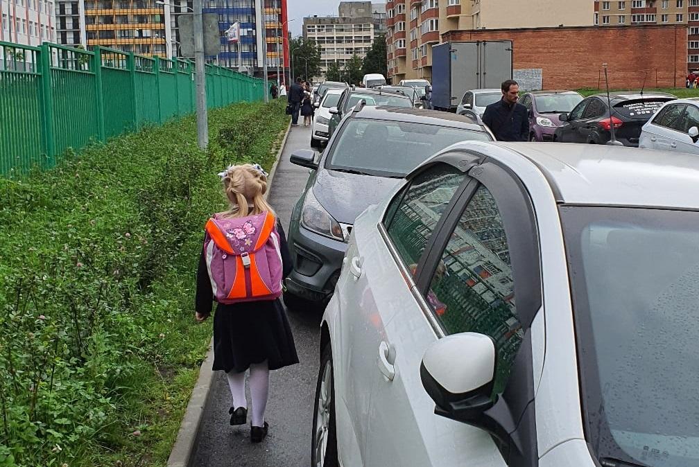 Давайте делать школьные улицы как в Эдинбурге