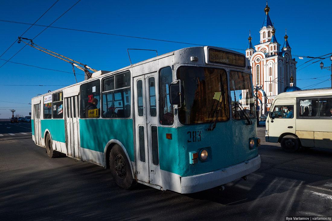 Хабаровск будет хуже Владивостока