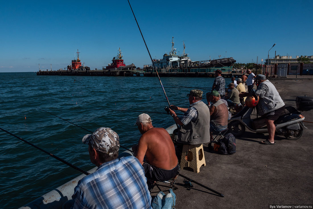 Курортный сезон в Крыму: Симферополь и Керчь