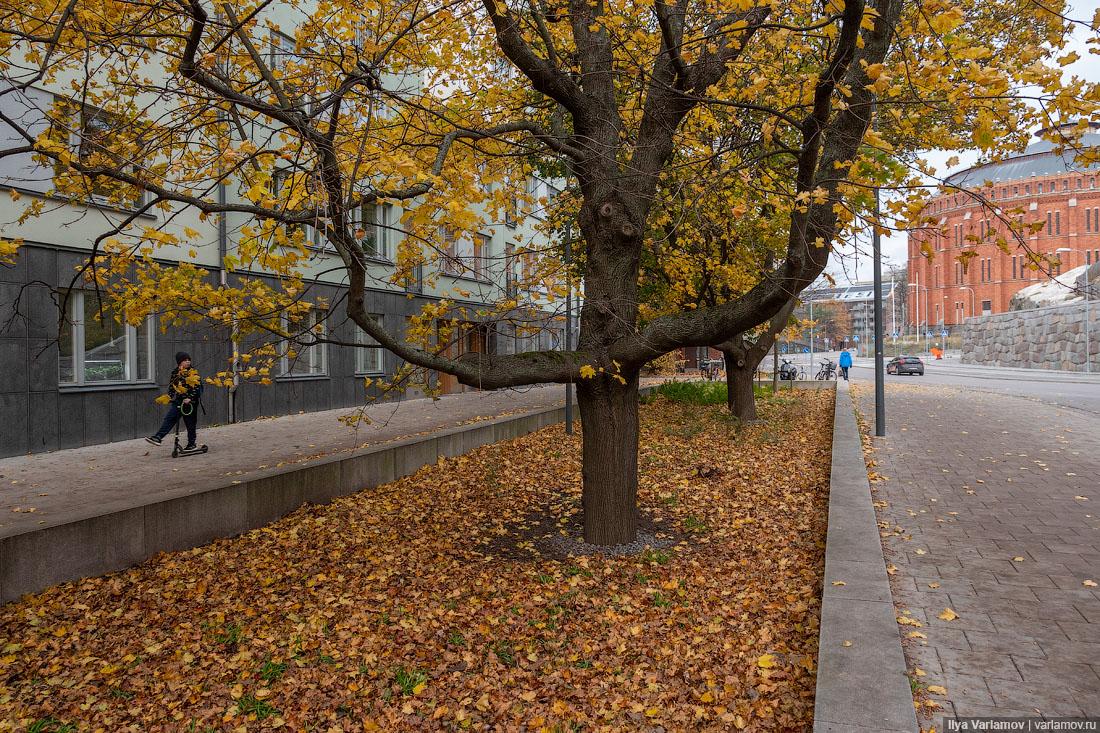 Стокгольм: жильё, которое запрещено в России