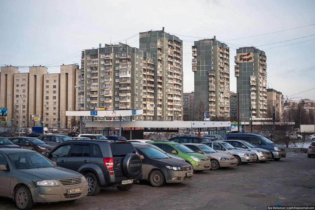 Кто спиздил Екатеринбург?