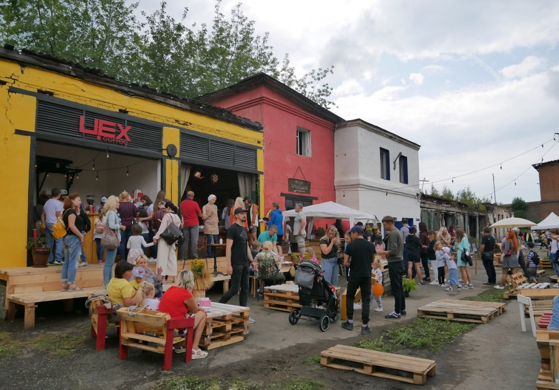 Сысерть: тактический урбанизм приходит в российские города