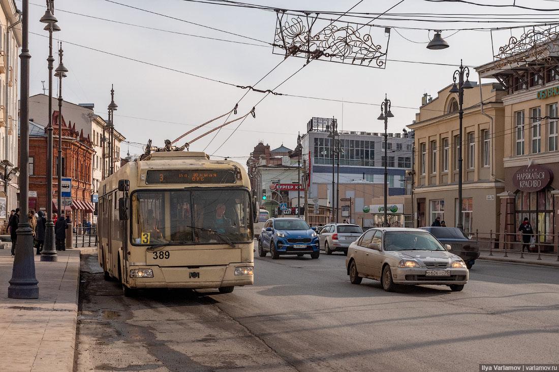 Томск: многоэтажки, разваленный трамвай и сгнившее деревянное зодчество: varlamov.ru — LiveJournal