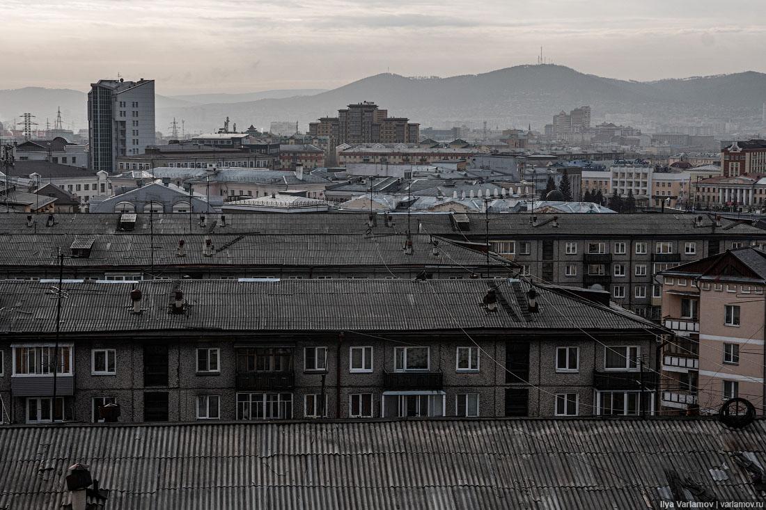 Улан-Удэ: внезапно не худший город России