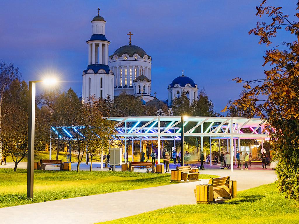Как изменился восток Москвы