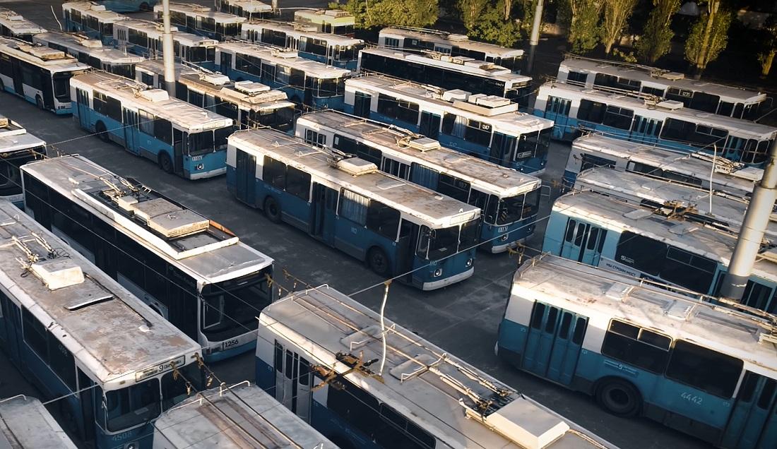 Электротранспорт Волгограду больше не нужен?