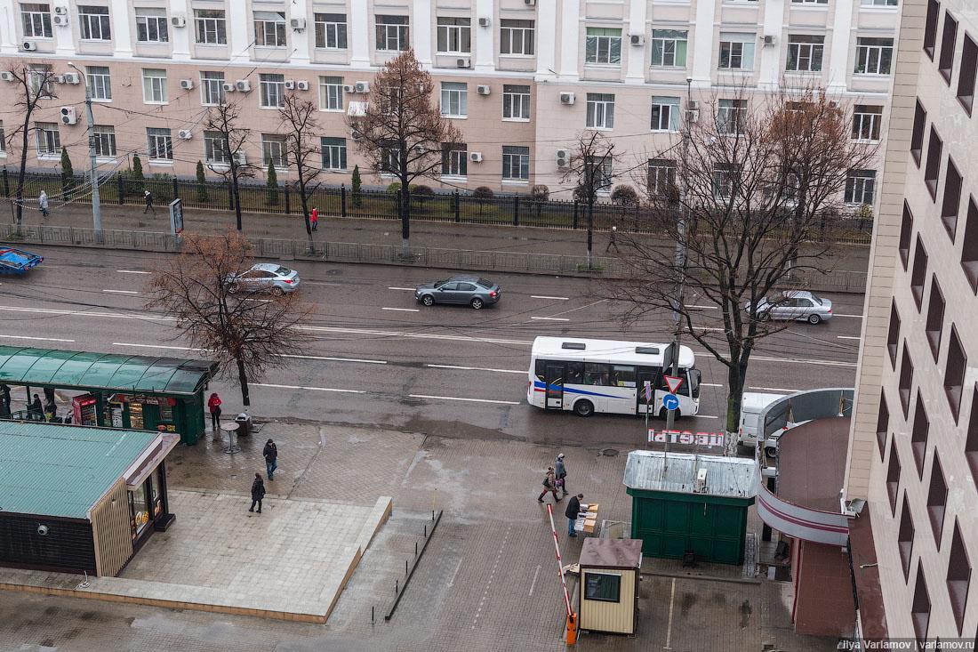 Приглашаю мэра Воронежа в маршрутку без кондея!