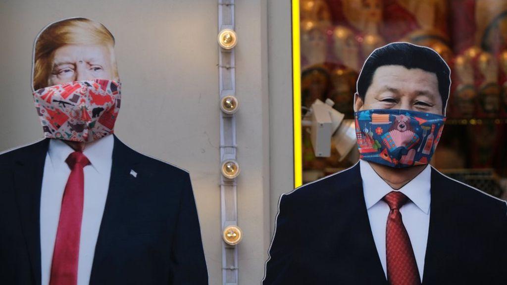«Коронавирус из пробирки»: почему США хотят отомстить китайцам