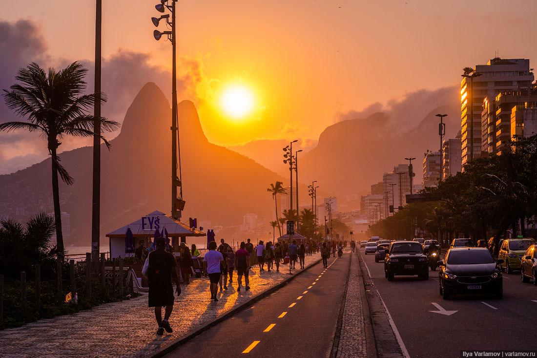 Однажды вечером в Рио-де-Жанейро!