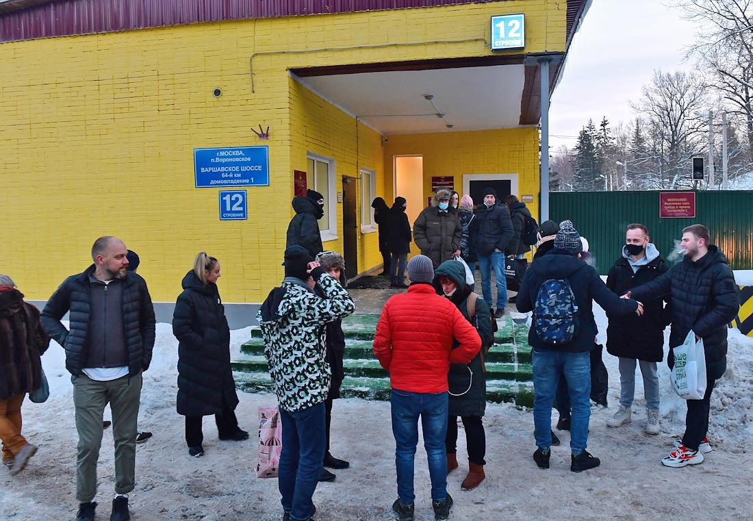 Новые мигранты в Новой Москве