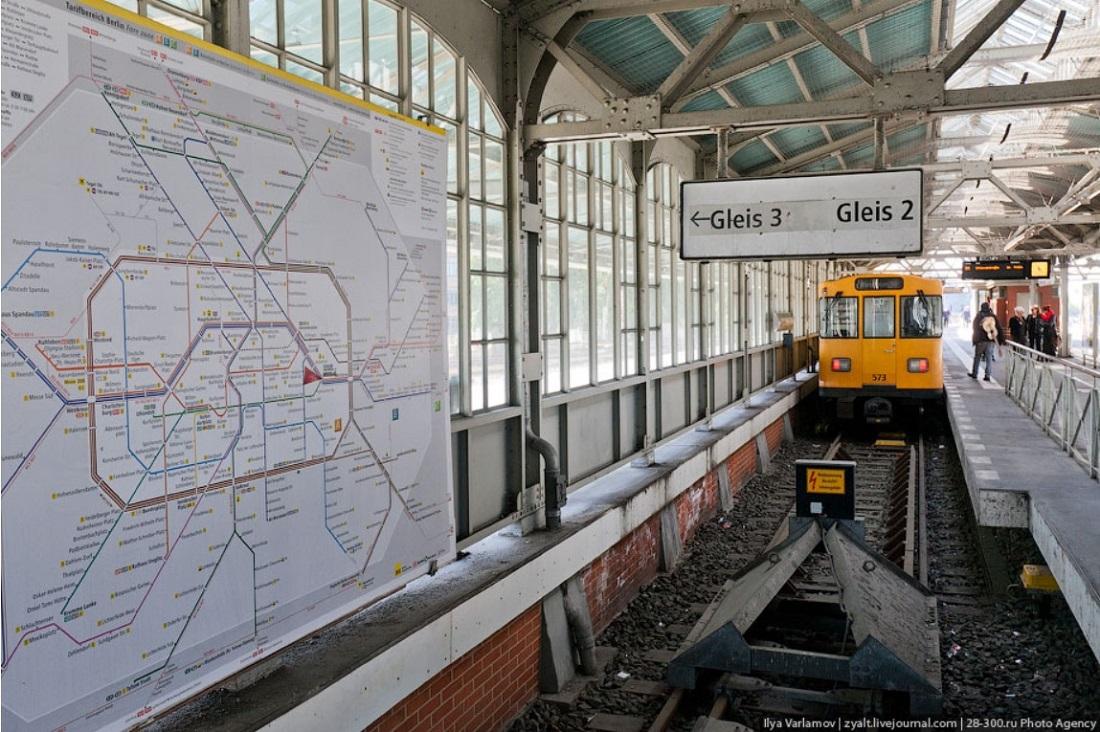 Будем закапывать метро?