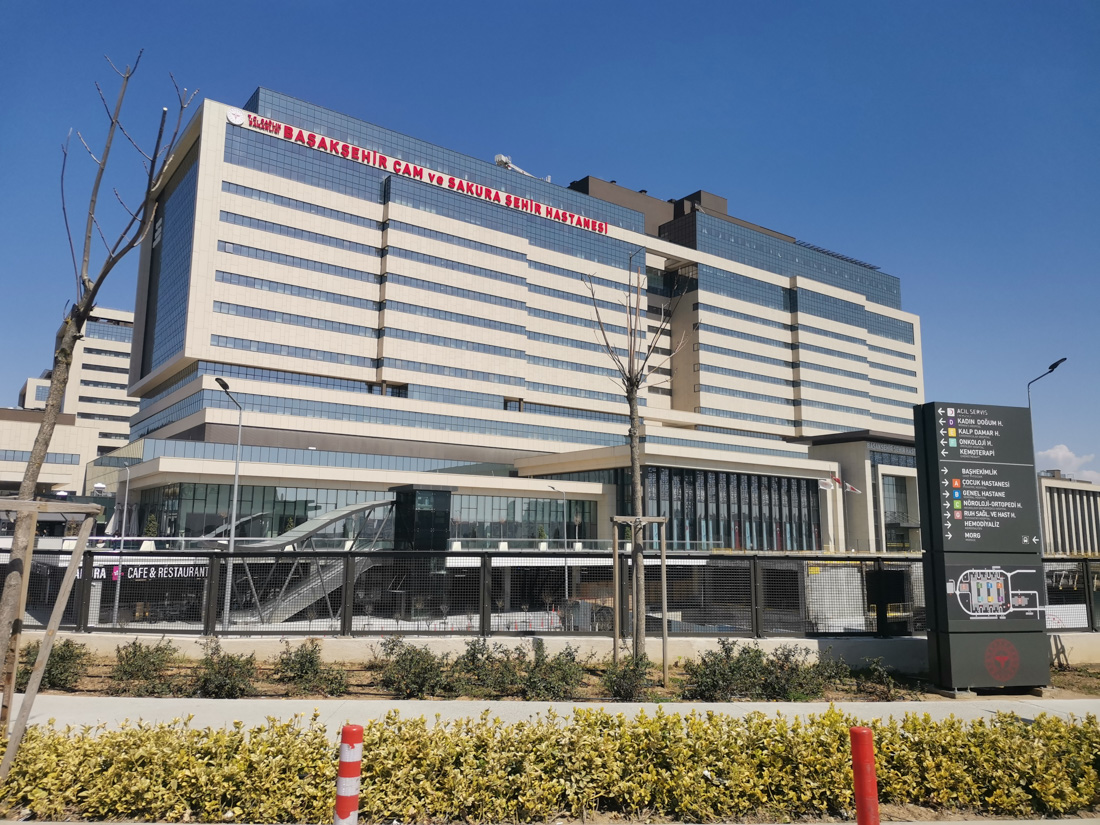 Больница, в которую вы можете попасть в Турции