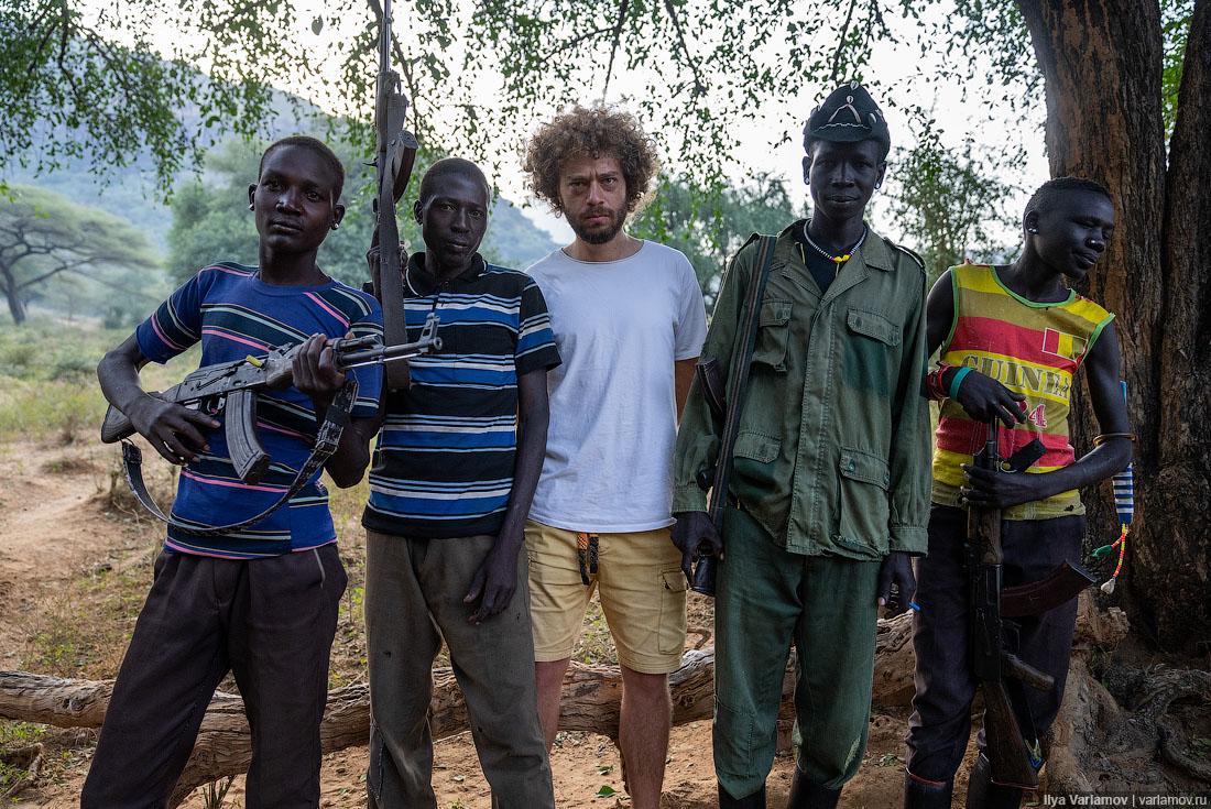 Ларим: африканское племя, уклад жизни которого не менялся тысячи лет