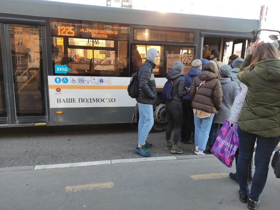 Автобусы Подмосковья, которые заставят вас страдать