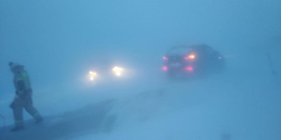 Снежный апокалипсис на Урале