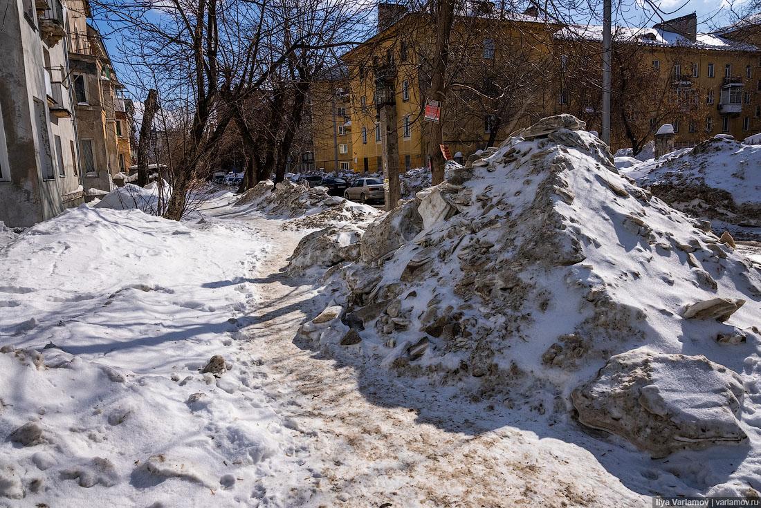 Новосибирск: город-сугроб, где мэр утратил связь с реальностью
