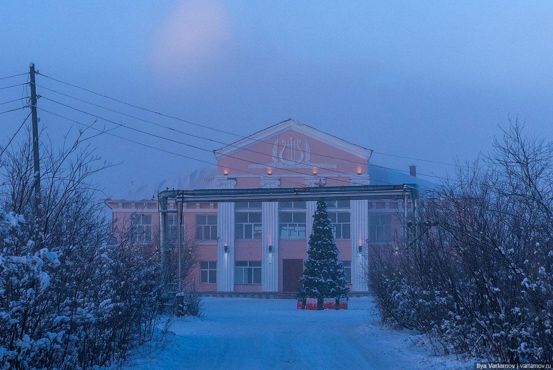 Вымирающая Россия. Варламов про Усть-Неру