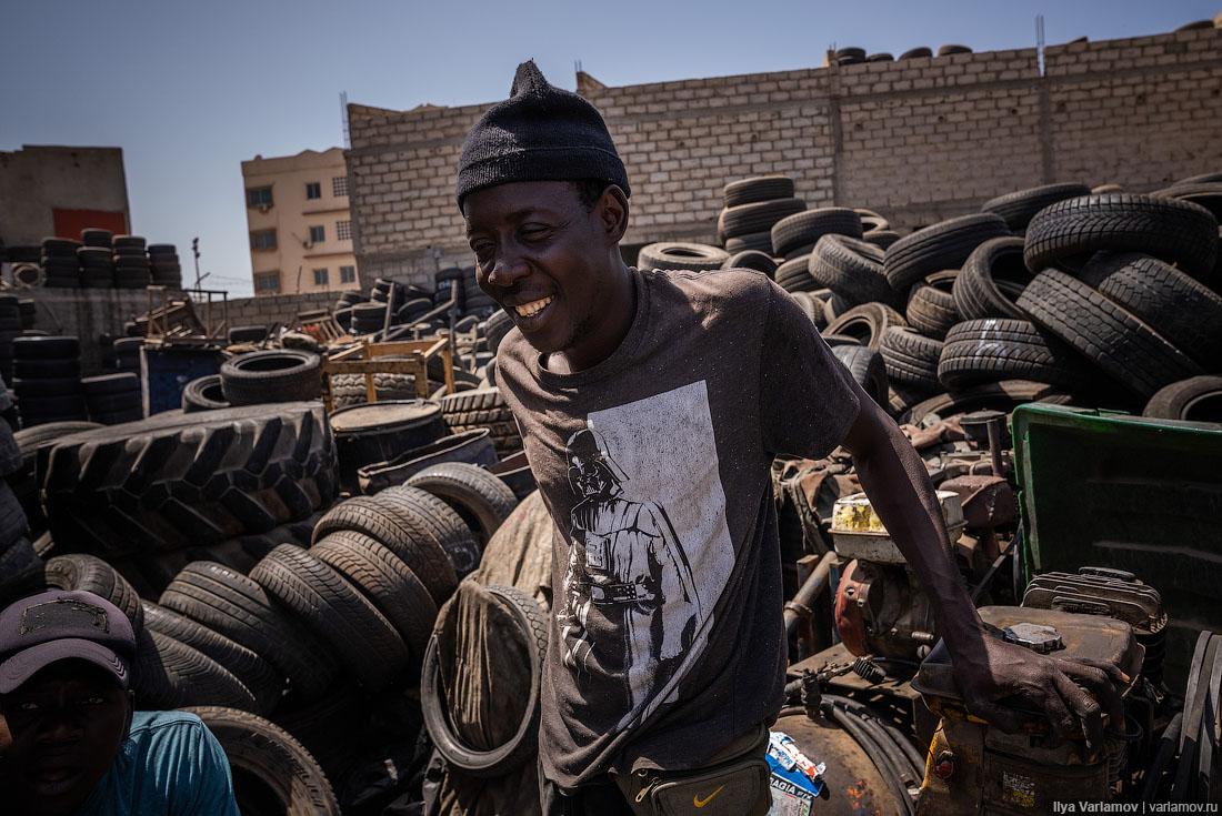 Дакар, Сенегал: