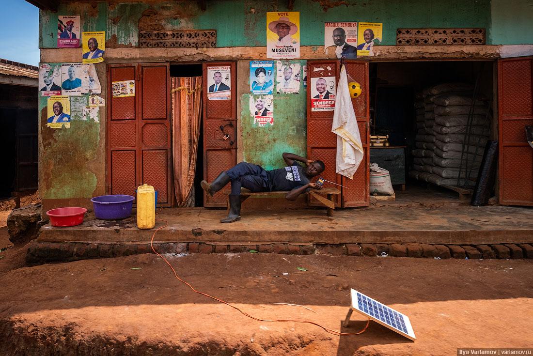 Развод по-африкански: как в Уганде доят белых туристов