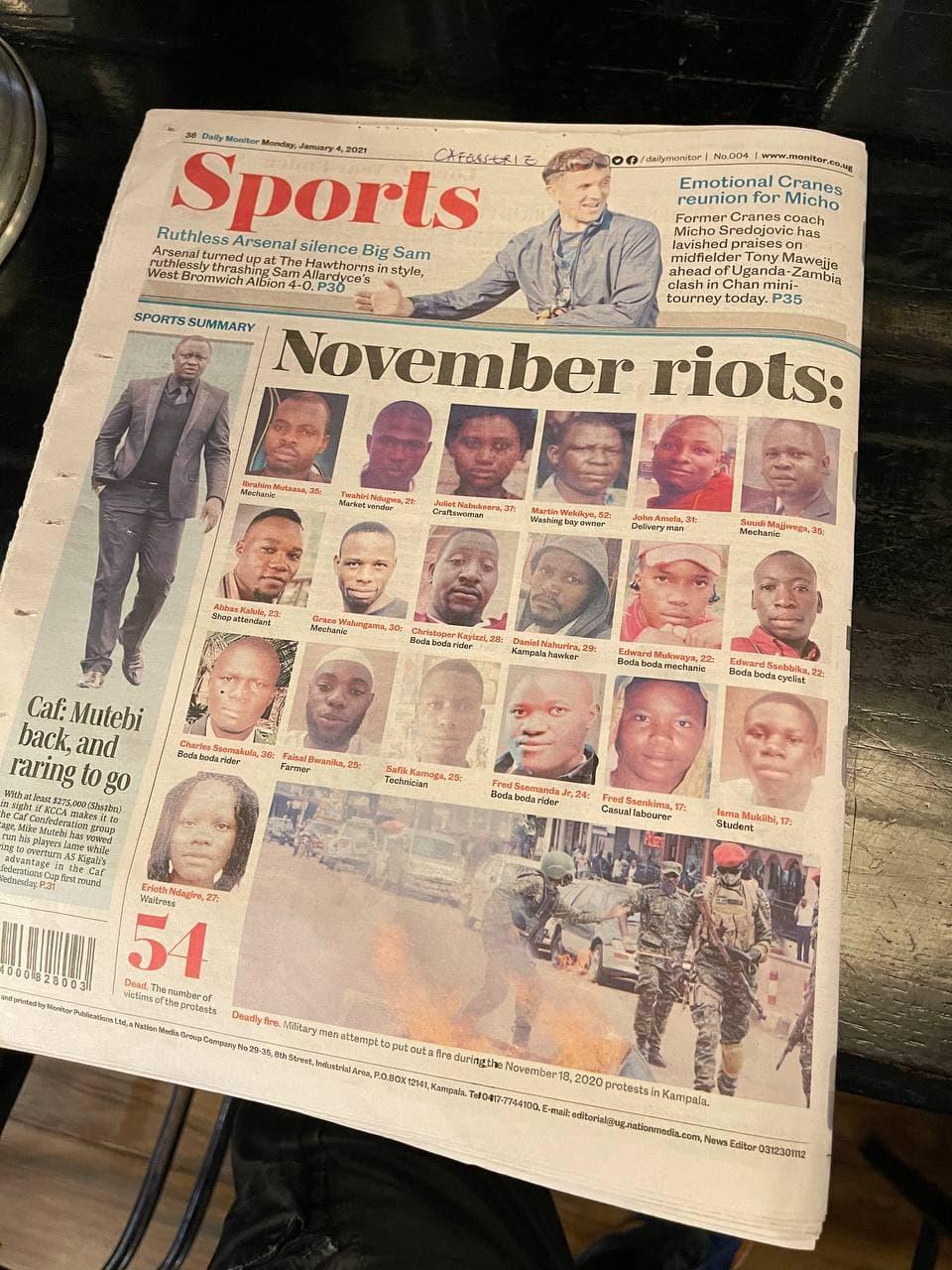 Мы избиваем журналистов ради их же безопасности!