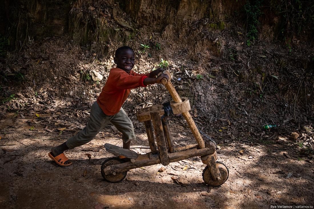 Уганда: самая настоящая Африка с гориллами и носорогами!
