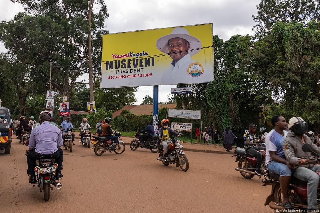 Как проходят выборы в стране, где диктатор