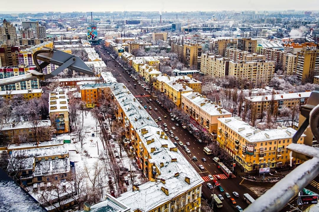 Хватит бомбить Воронеж!