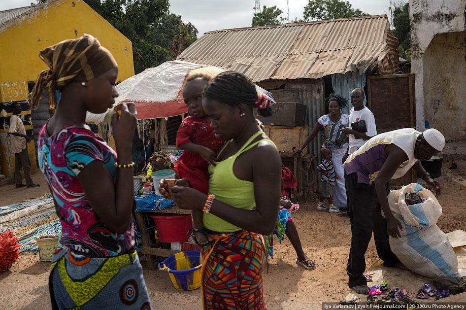 Секс туризм в гамбию видео