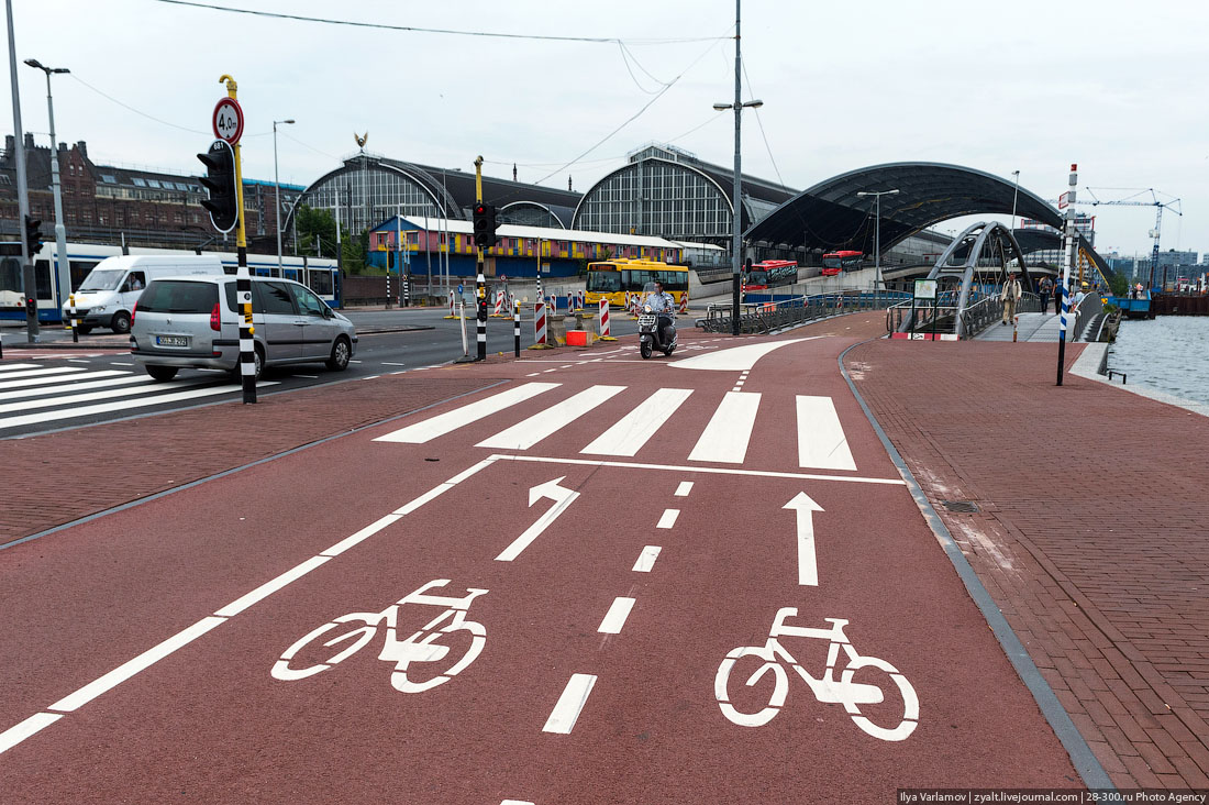 Как сделать велосипедная дорожка 777