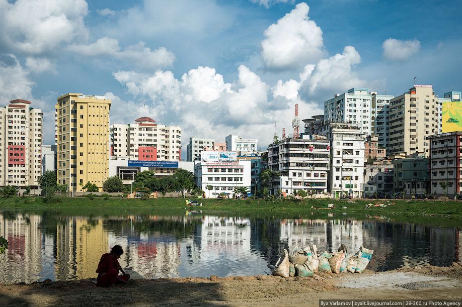 Дакка столица какой страны