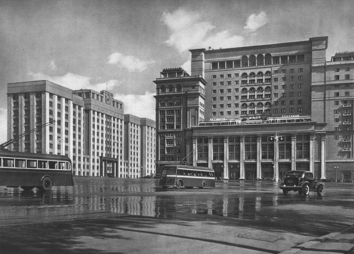 Москва (гостиница, Москва) — Википедия с видео // WIKI 2
