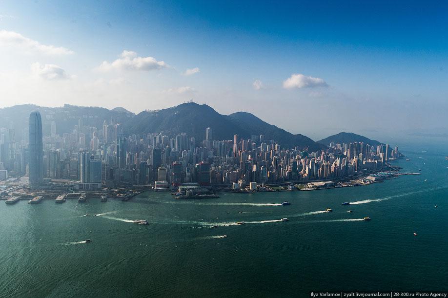 Гонконг: Гонконг, часть 2