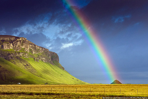 Маршруты по исландии на машине